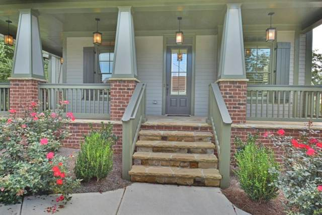 318 Old Commons Court, Norcross, GA 30071 (MLS #6870624) :: North Atlanta Home Team