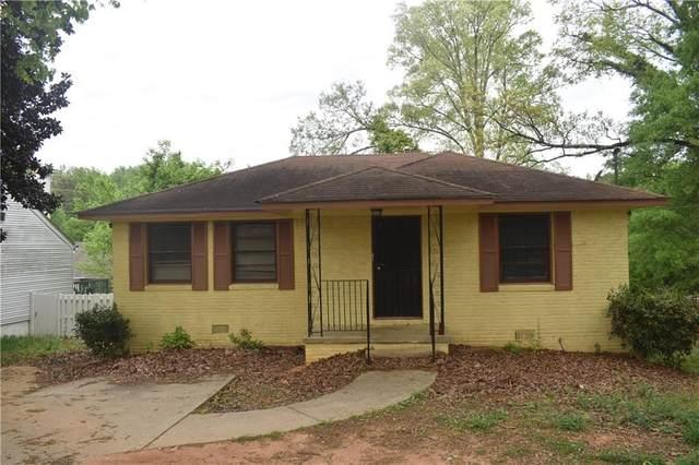 2361 Beecher Road SW, Atlanta, GA 30311 (MLS #6870626) :: The North Georgia Group