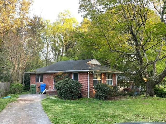 1788 Broadwell Street SW, Atlanta, GA 30310 (MLS #6870630) :: Keller Williams