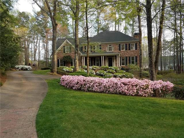 2916 Preakness Drive NW, Marietta, GA 30064 (MLS #6870631) :: The Cowan Connection Team