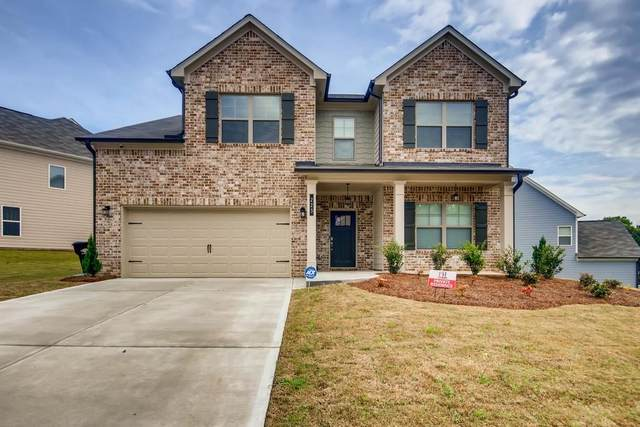 223 Crestbrook Lane, Dallas, GA 30157 (MLS #6870632) :: The Realty Queen & Team