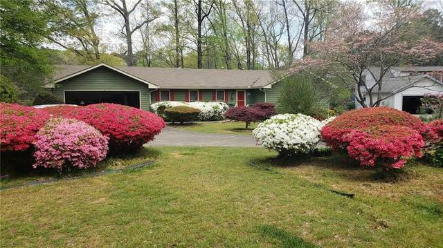 4258 Rocky Ledge Way, Snellville, GA 30039 (MLS #6870636) :: North Atlanta Home Team