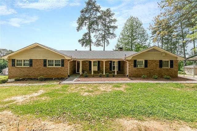 745 Old Tucker Road, Stone Mountain, GA 30087 (MLS #6870642) :: North Atlanta Home Team