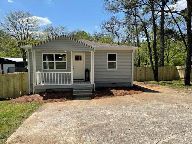 172 Old Rockmart Road SE, Silver Creek, GA 30173 (MLS #6870644) :: The Kroupa Team | Berkshire Hathaway HomeServices Georgia Properties