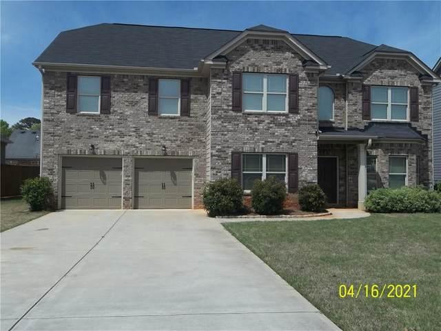 1205 Creek Crossing Drive, Mcdonough, GA 30252 (MLS #6870655) :: North Atlanta Home Team