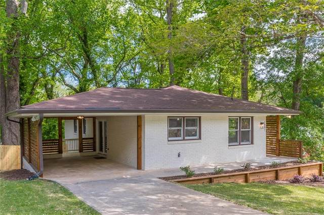 1897 Dorsey Avenue, East Point, GA 30344 (MLS #6870658) :: Path & Post Real Estate