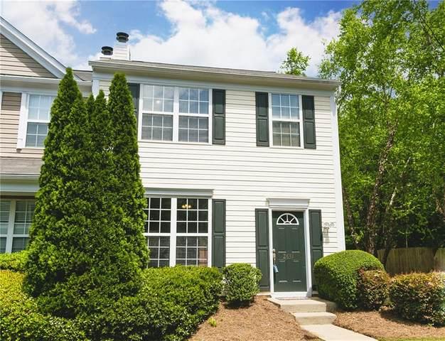 2631 Ashleigh Lane, Alpharetta, GA 30004 (MLS #6870664) :: AlpharettaZen Expert Home Advisors