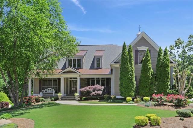 2357 Starr Lake Drive NW, Acworth, GA 30101 (MLS #6870670) :: Path & Post Real Estate