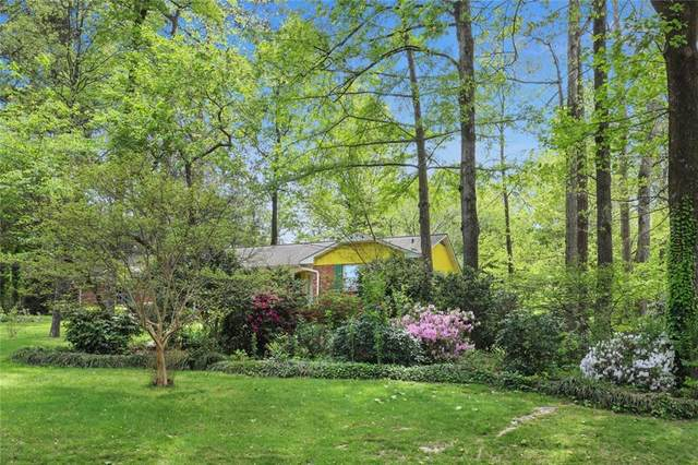 1731 N Springs Drive, Dunwoody, GA 30338 (MLS #6870690) :: RE/MAX Paramount Properties