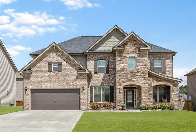 125 Dabbs Crossing, Acworth, GA 30101 (MLS #6870693) :: The Cowan Connection Team