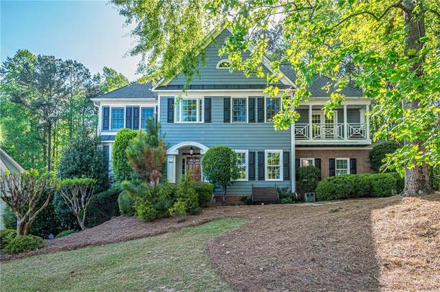 1035 Longwood Drive, Woodstock, GA 30189 (MLS #6870710) :: North Atlanta Home Team