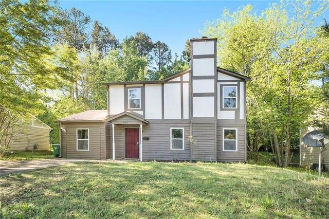 6205 Creekford Lane, Lithonia, GA 30058 (MLS #6870711) :: The Zac Team @ RE/MAX Metro Atlanta