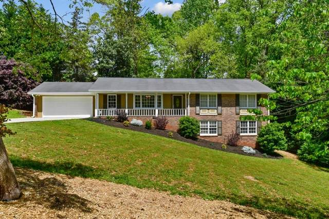 4110 Ashwoody Trail NE, Brookhaven, GA 30319 (MLS #6870712) :: Path & Post Real Estate