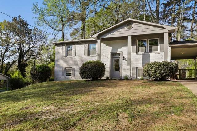 3758 Stamford Road SW, Atlanta, GA 30331 (MLS #6870720) :: Keller Williams