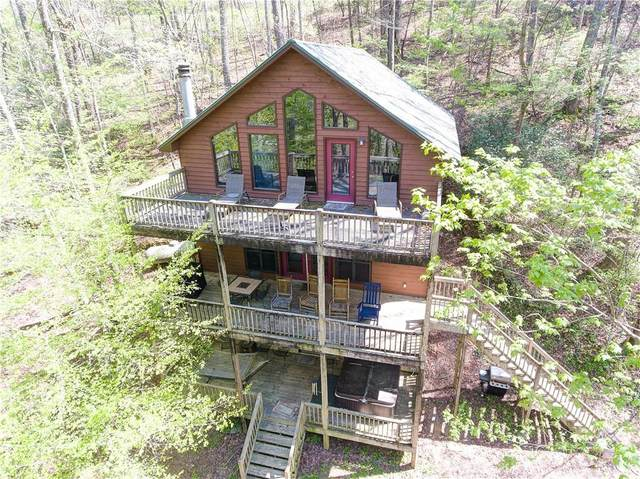 463 Fugue Drive, Ellijay, GA 30540 (MLS #6870741) :: Maria Sims Group
