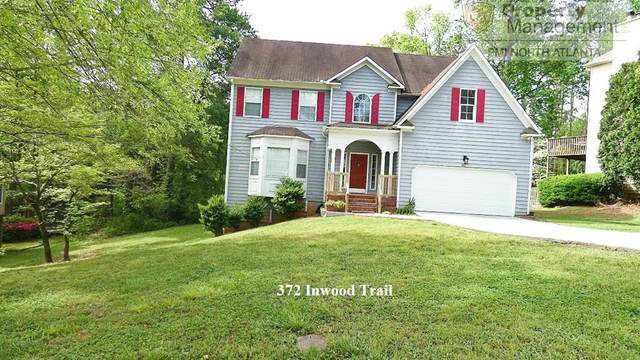 372 Inwood Trail, Lawrenceville, GA 30043 (MLS #6870752) :: AlpharettaZen Expert Home Advisors