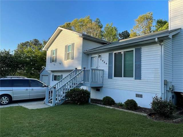 6449 River Hill Drive, Flowery Branch, GA 30542 (MLS #6870755) :: RE/MAX Paramount Properties