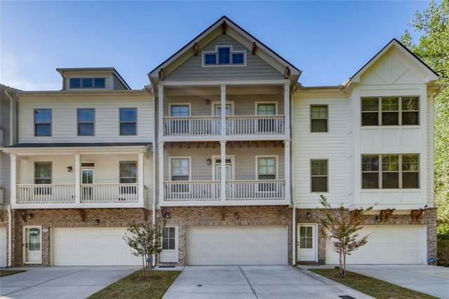 2413 Misty Hollow Place #24, College Park, GA 30337 (MLS #6870764) :: Keller Williams