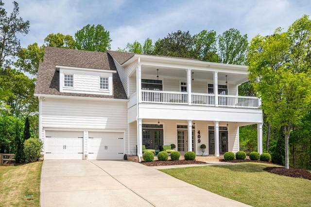 409 Downfield Way, Smyrna, GA 30082 (MLS #6870775) :: The Cowan Connection Team