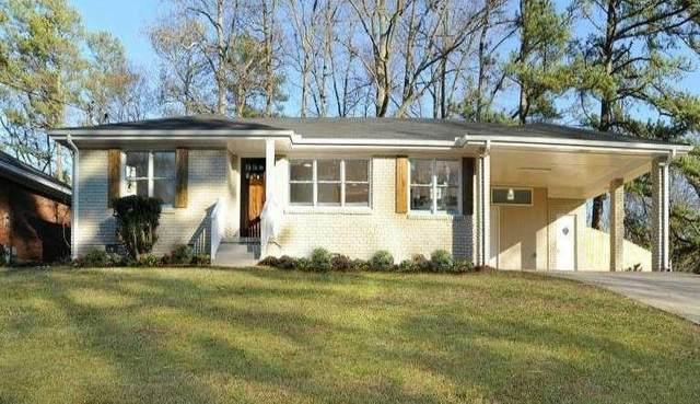 2332 Cloverdale Drive SE, Atlanta, GA 30316 (MLS #6870804) :: Kennesaw Life Real Estate