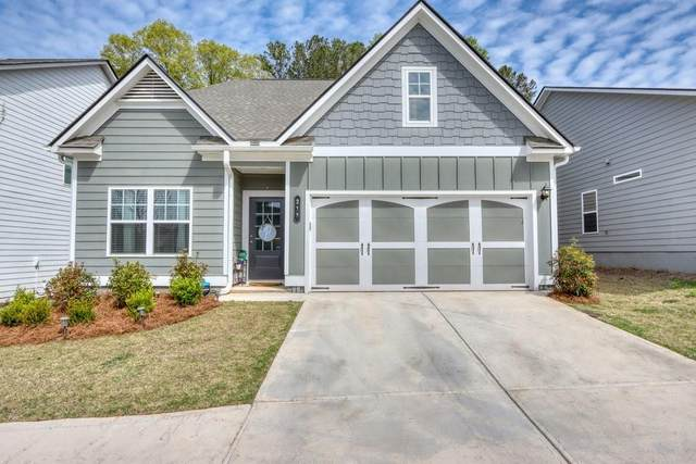 213 Tanner Trace, Ball Ground, GA 30107 (MLS #6870807) :: The Cowan Connection Team