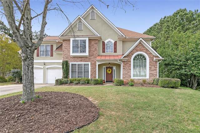 3023 Fairhaven Ridge NW, Kennesaw, GA 30144 (MLS #6870834) :: Thomas Ramon Realty