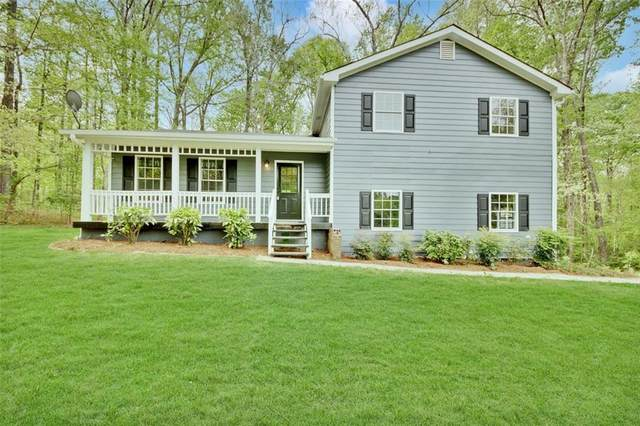 895 Timbercrest Court, Lithonia, GA 30058 (MLS #6870844) :: The Cowan Connection Team