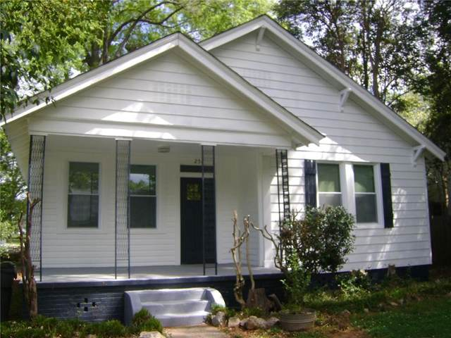 258 Litchfield Street, Rockmart, GA 30153 (MLS #6870871) :: North Atlanta Home Team