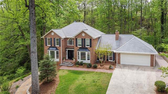 11930 Mountain Laurel Drive, Roswell, GA 30075 (MLS #6870881) :: Scott Fine Homes at Keller Williams First Atlanta