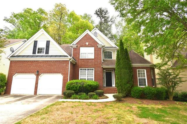 808 Edgeley Lane, Lawrenceville, GA 30044 (MLS #6870884) :: The Cowan Connection Team