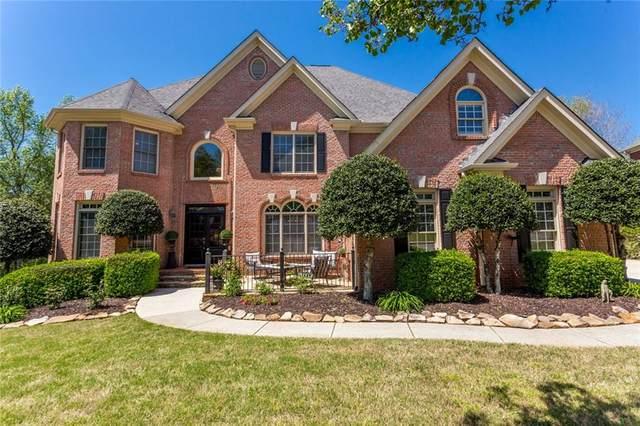 5745 Buck Hollow Drive, Alpharetta, GA 30005 (MLS #6870893) :: North Atlanta Home Team