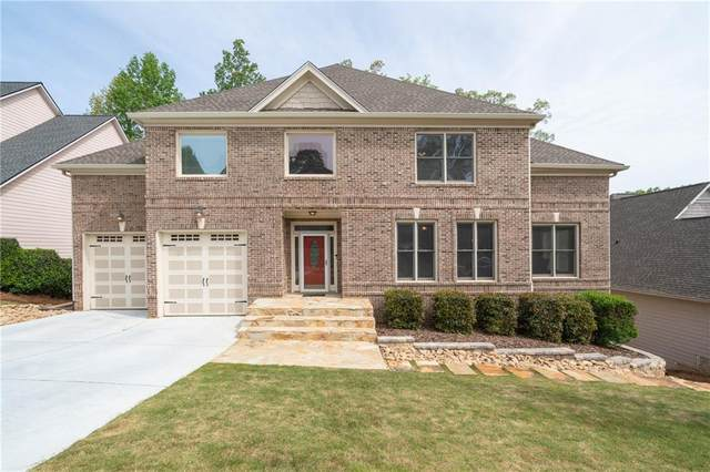 3314 Chastain Ridge Drive, Marietta, GA 30066 (MLS #6870904) :: The Gurley Team