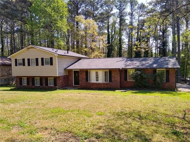 4652 Lucerne Valley Road SW, Lilburn, GA 30047 (MLS #6870914) :: North Atlanta Home Team