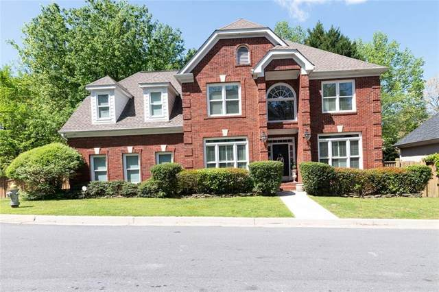 2242 Lenox Walk NE, Brookhaven, GA 30319 (MLS #6870976) :: North Atlanta Home Team
