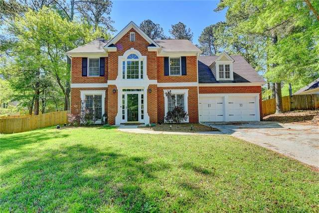 5050 Rodrick Trail, Marietta, GA 30066 (MLS #6870988) :: The Zac Team @ RE/MAX Metro Atlanta