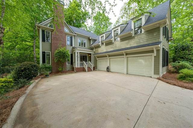 805 Bright Water Place, Alpharetta, GA 30004 (MLS #6870994) :: North Atlanta Home Team