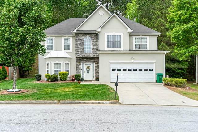 5639 Winchester Place, Lithonia, GA 30038 (MLS #6870999) :: Maria Sims Group