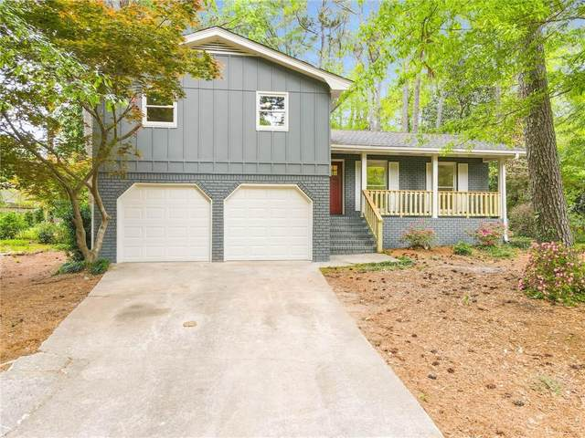 3915 Manor House Drive, Marietta, GA 30062 (MLS #6871007) :: RE/MAX Center