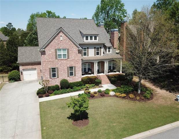 4645 Allistair Drive, Cumming, GA 30040 (MLS #6871020) :: The North Georgia Group