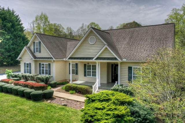 115 Fitts Court, Blue Ridge, GA 30513 (MLS #6871038) :: RE/MAX Paramount Properties