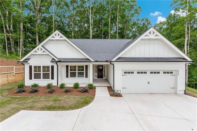 133 Shadow Lane, Dawsonville, GA 30534 (MLS #6871065) :: Lucido Global