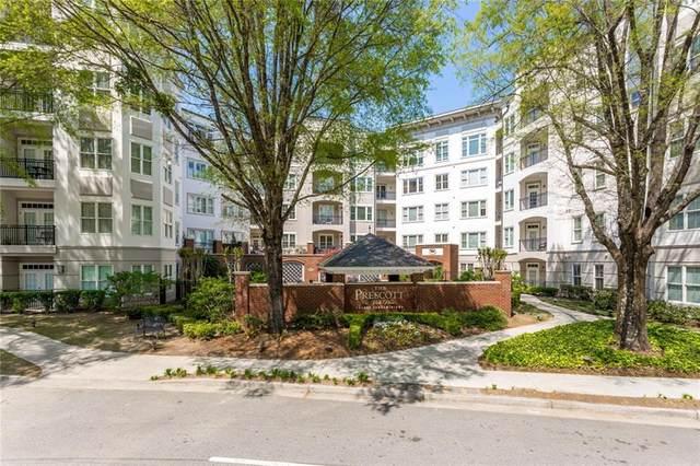 11 Perimeter Center E #1410, Atlanta, GA 30346 (MLS #6871091) :: Lucido Global