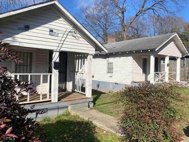 967 Camilla Street SW, Atlanta, GA 30314 (MLS #6871097) :: The North Georgia Group