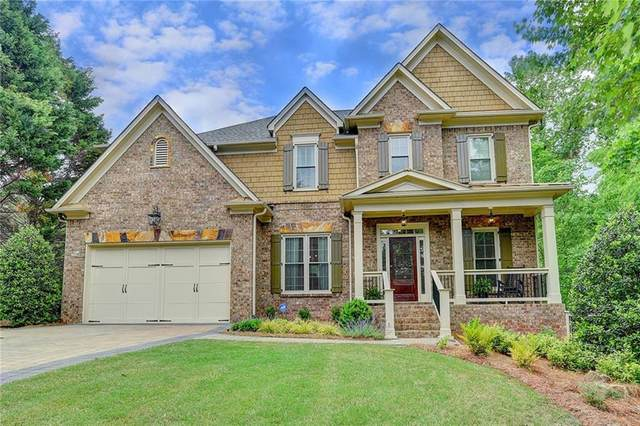 8020 Royal Melbourne Way, Duluth, GA 30097 (MLS #6871098) :: HergGroup Atlanta