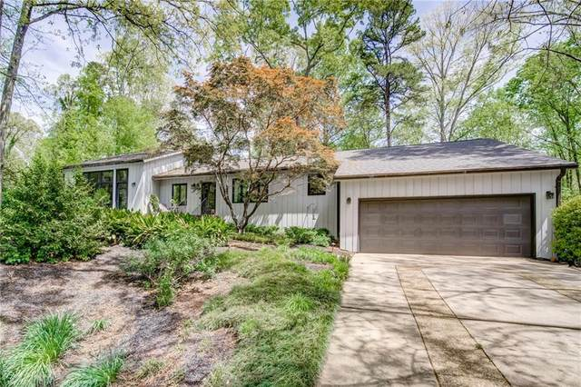 3140 Overlook Drive, Gainesville, GA 30506 (MLS #6871115) :: Good Living Real Estate