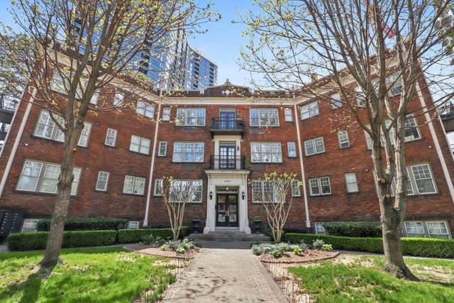 908 Juniper Street NE #4, Atlanta, GA 30309 (MLS #6871124) :: The Atlanta Real Estate Group