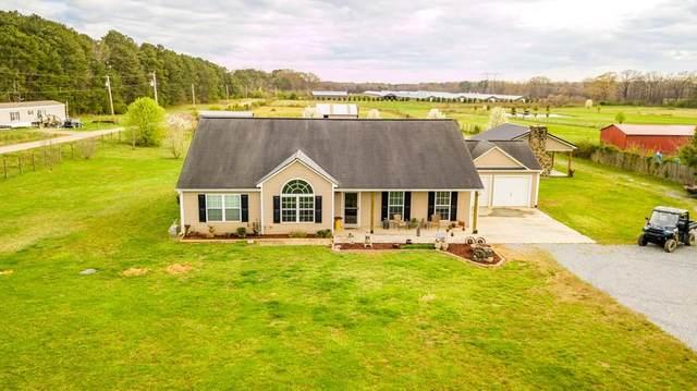 355 County Line Road NE, Resaca, GA 30735 (MLS #6871130) :: The Kroupa Team   Berkshire Hathaway HomeServices Georgia Properties