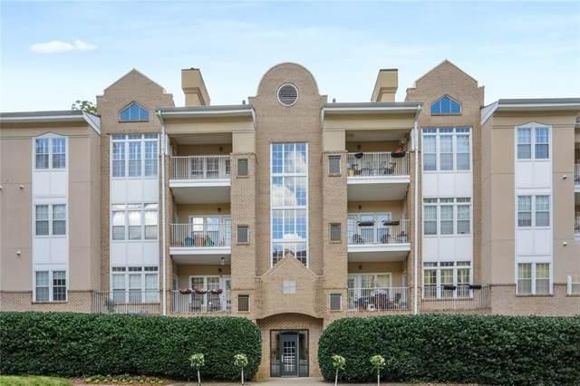 220 Renaissance Parkway #2320, Atlanta, GA 30308 (MLS #6871151) :: The Justin Landis Group