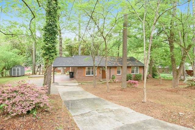 4067 Garden Circle, Acworth, GA 30101 (MLS #6871156) :: The Zac Team @ RE/MAX Metro Atlanta