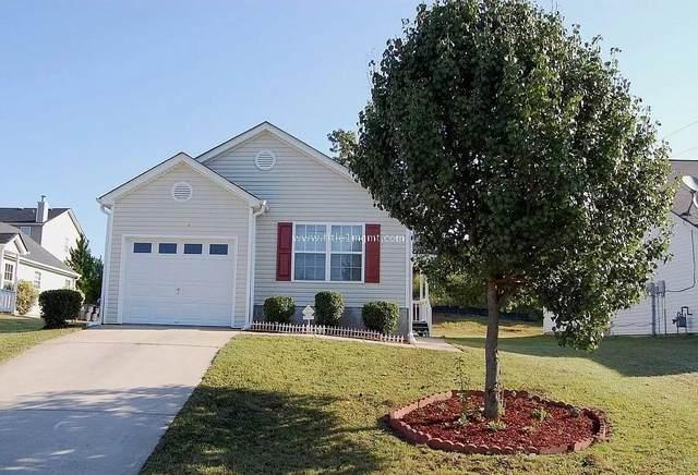 1048 Abercorn Way, Douglasville, GA 30134 (MLS #6871160) :: North Atlanta Home Team